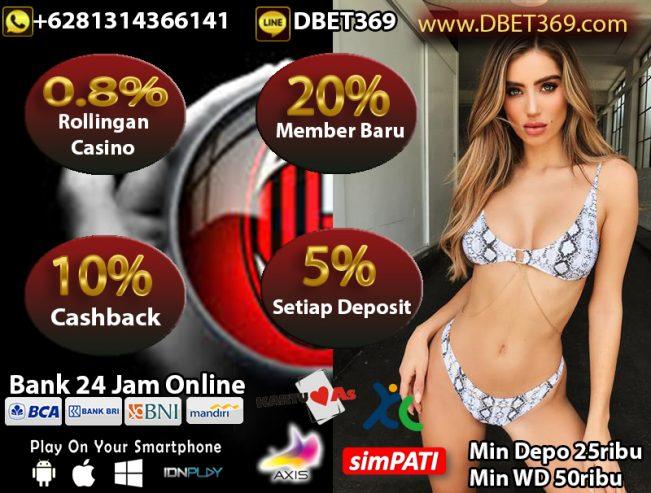 DBET369 Situs Online Deposit OVO Termurah Di Indonesia