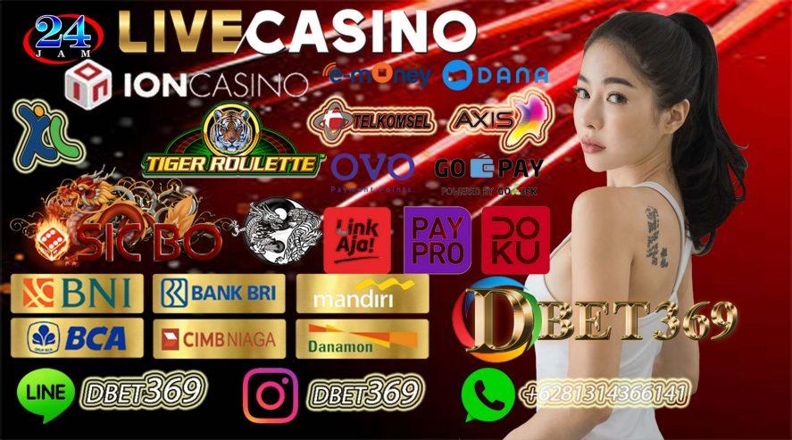 Situs Casino Deposit Dana Terpercaya